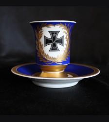 KPM Teacup and Saucer # 3290
