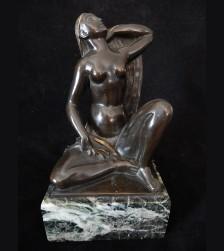 Sitzende Frau- Richard Klein (1890 -1967) # 3108