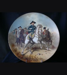 Frederick the Great Plate # 3068