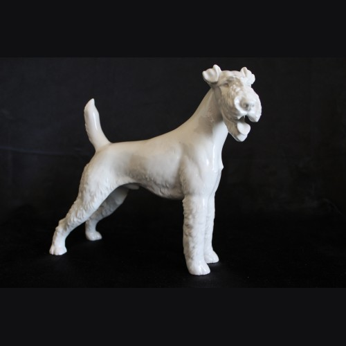 Allach Porcelain #19 Standing Foxl # 3256