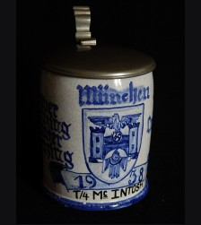 Munich Beer Stein  # 3295