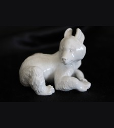 Allach Porcelain #8- Lying Bear # 3255