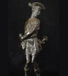 The Chicken Thief- Hermann Joachim Pagels (1876-1959) # 3298