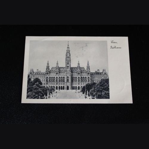 Vienna Rathaus Postcard # 3318