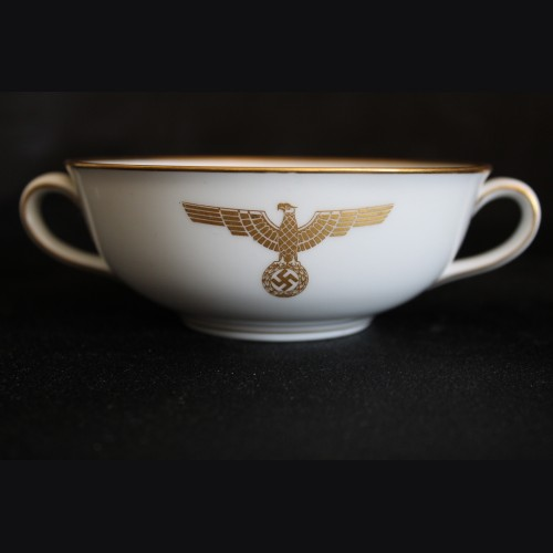 Adolf Hitler Formal Porcelain Dinnerware- Nymphenburg