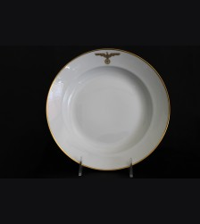 Adolf Hitler Formal Dinner Plate- Deutscher Hof (Nymphenburg)