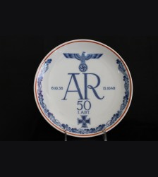 Meissen Regimental Plate Artillery Regiment 50 # 3338