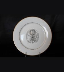 Hermann Goring Decorative Serving Plate- Sevres # 3349