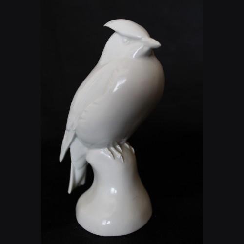 Allach Porcelain- #110 Silktail ( Prof. Krieger ) # 3357