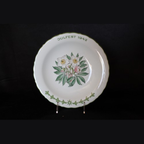Allach Porcelain- Oswald Pohl Presentation Julfest 1942 # 3362