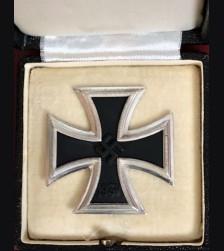 Iron Cross 1st Class- Zimmerman (20) # 3371