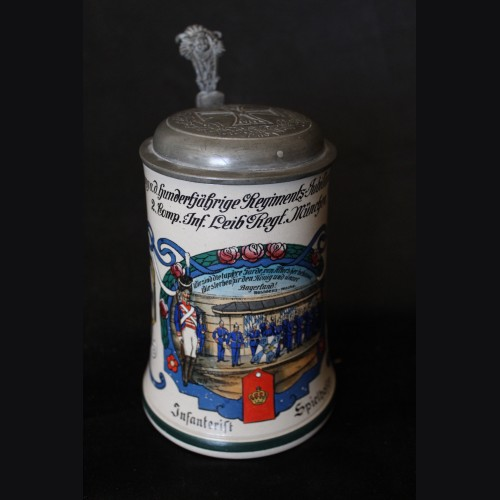 Infantry Regiment München Beer Stein