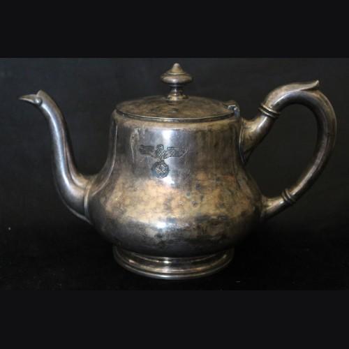 Martin Bormann/ Schloss Klessheim Teapot- Krupp