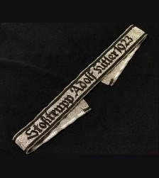 Stosstrupp Adolf Hitler Cuff Title- Extreme Rarity # 3392