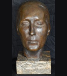 Portrait Bust - Kurt Schmid Ehmen Estate # 3398