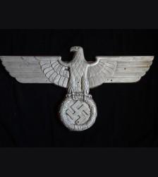 Third Reich Railroad Eagle- Veteran Bringback 28 Inch # 3400