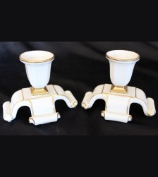 Karl Diebitsch Candle Holders- Eschenbach