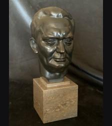 Hermann Goering Bronze Bust- H.J Pagels (1876-1959)