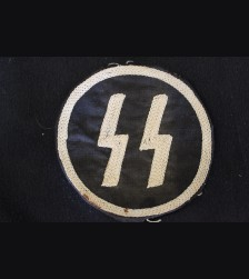 Early SS Sport Shirt Insignia- Pre- RZM