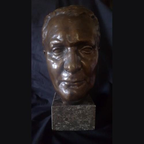 Hermann Goring Bronze Bust- (Bleecker-Kullmer)