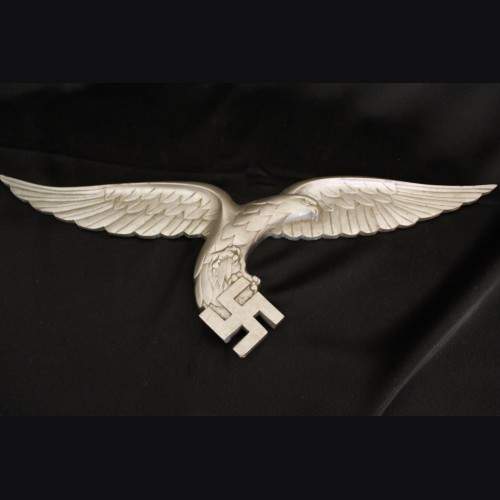 Luftwaffe Droop Tail Carved Eagle  # 3463