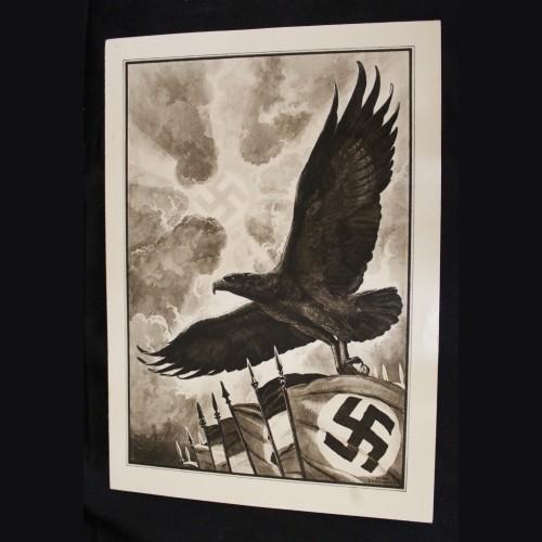 Third Reich Telegram