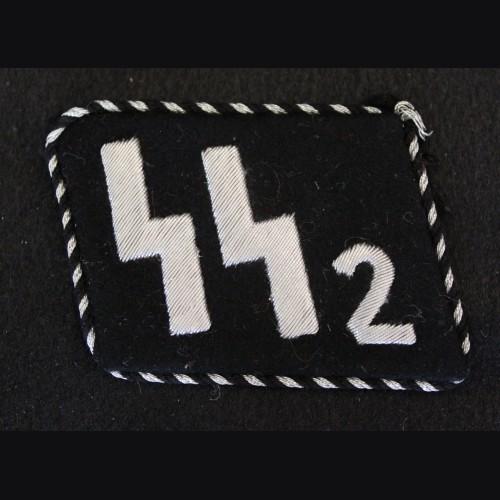 SS-VT Germania Collar Tab- Bullion # 3496