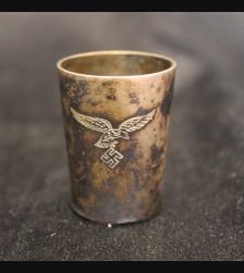 Luftwaffe Silver Schnapps Cup