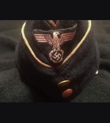 DAF Overseas Officers Cap # 3034