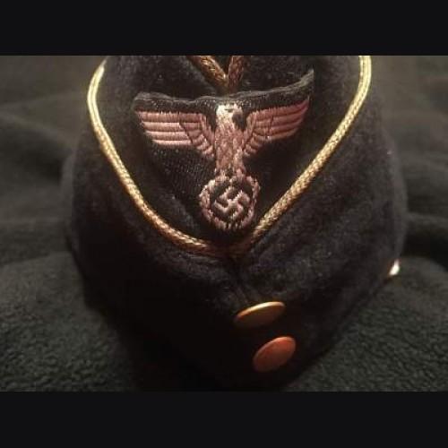 DAF Overseas Officers Cap