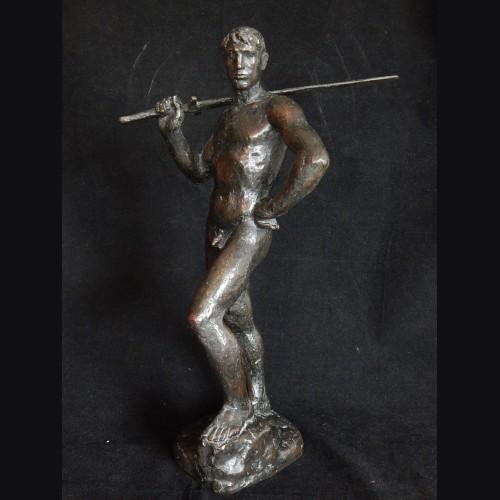 Third Reich Bronze Nude