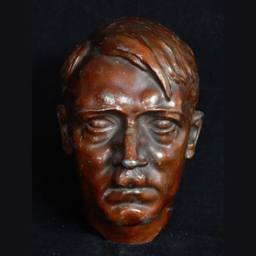 Adolf Hitler Bust- T.H Linz # 3272
