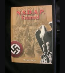 N.S.D.A.P Enamel- Mike Tucker # 3005