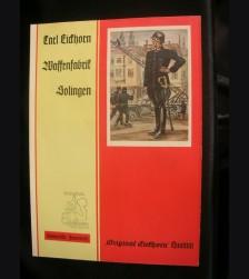Original Carl Eickhorn Edged Weapons Flyer ( Fire ) # 3007