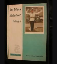 Original Carl Eickhorn Edged Weapons Flyer ( Polizei ) # 3006