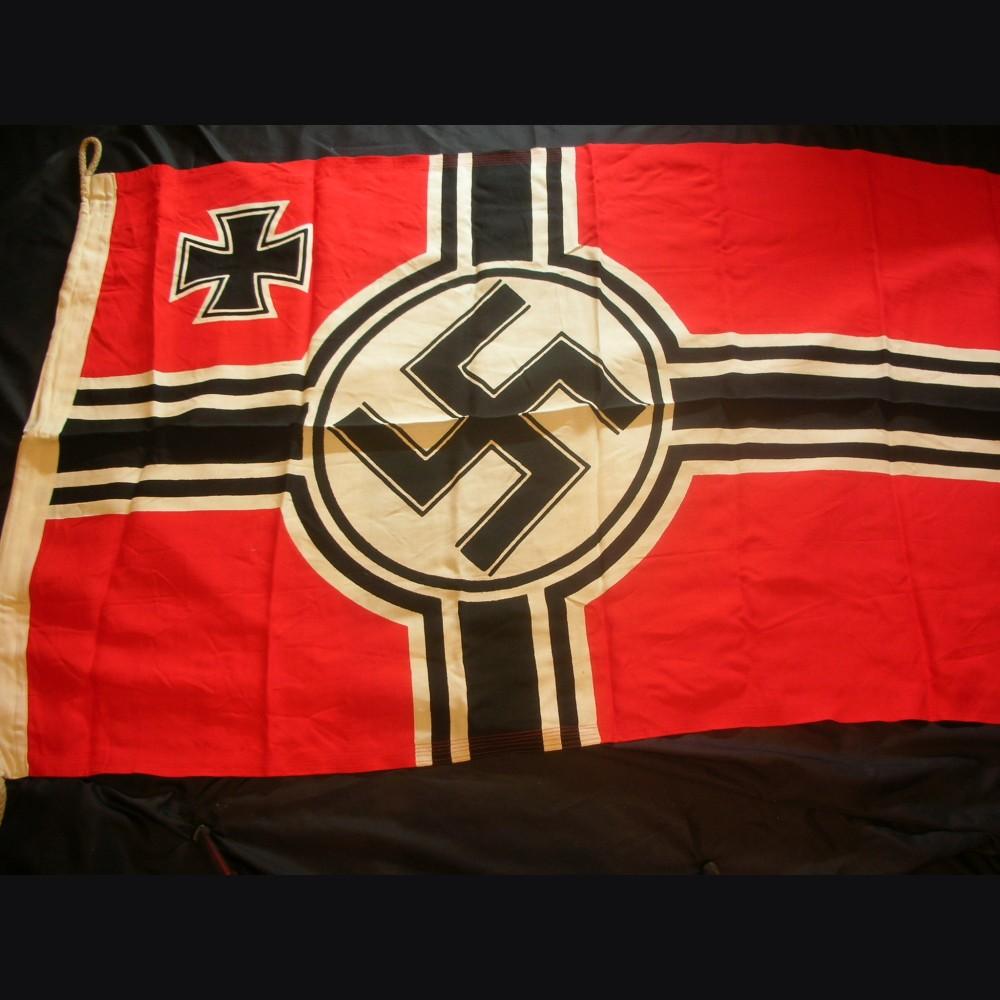 Third Reich War Flag- Kriegsmarine 80 x 135 | Third Reich Flags