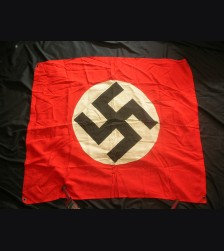 Third Reich Vehicle Identification Flag # 3072
