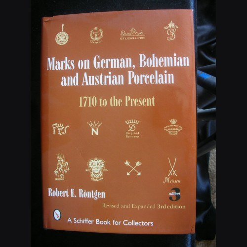 Marks on German, Bohemian and Austrian Porcelain # 3101