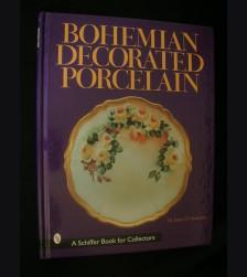 Bohemian Decorated Porcelain # 3105