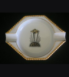 American Bund Porcelain Ashtray