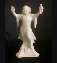 Allach porcelain Munich Child Flower Award # 3157