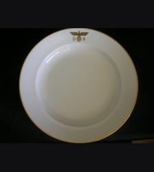 Deutsches Reichsbahn Dinner Plate (Nymphenburg ) # 3177