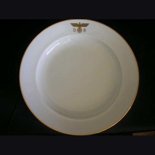 Deutsches Reichsbahn Dinner Plate (Nymphenburg ) # 3179