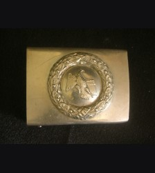 Prussian Enlisted Mans Belt Buckle ( Shutzpolizei ) # 3186