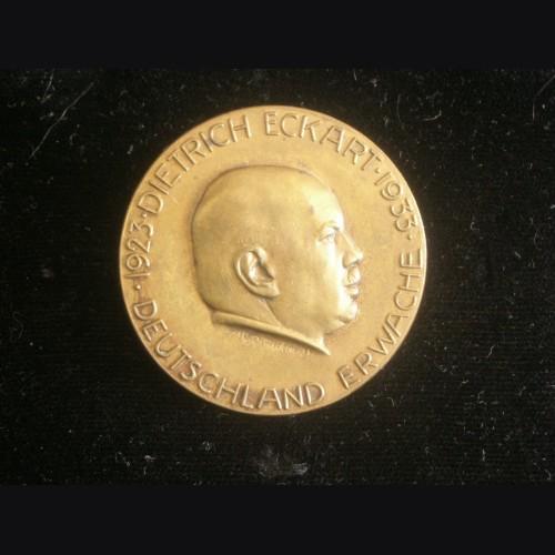 Dietrich Eckhart Martyrdom Tinnie # 3195