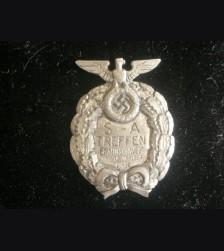 S.A Treffen Badge 1931 1st Pattern # 3197