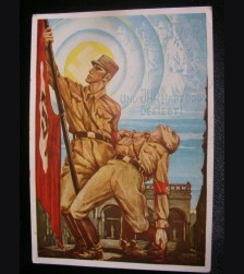 Putch Commemorative Postcard 1923 # 3214