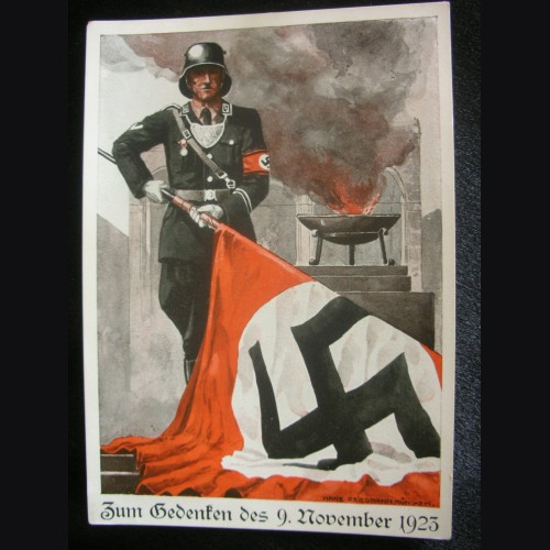 Jakob Gimminger Post Card  # 3213