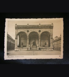 Munich Feldherrnhalle Postcard # 3227