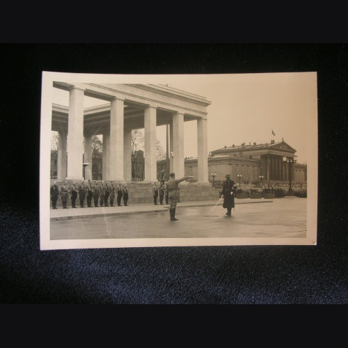 Munich Adolf Hitler Postcard # 3228